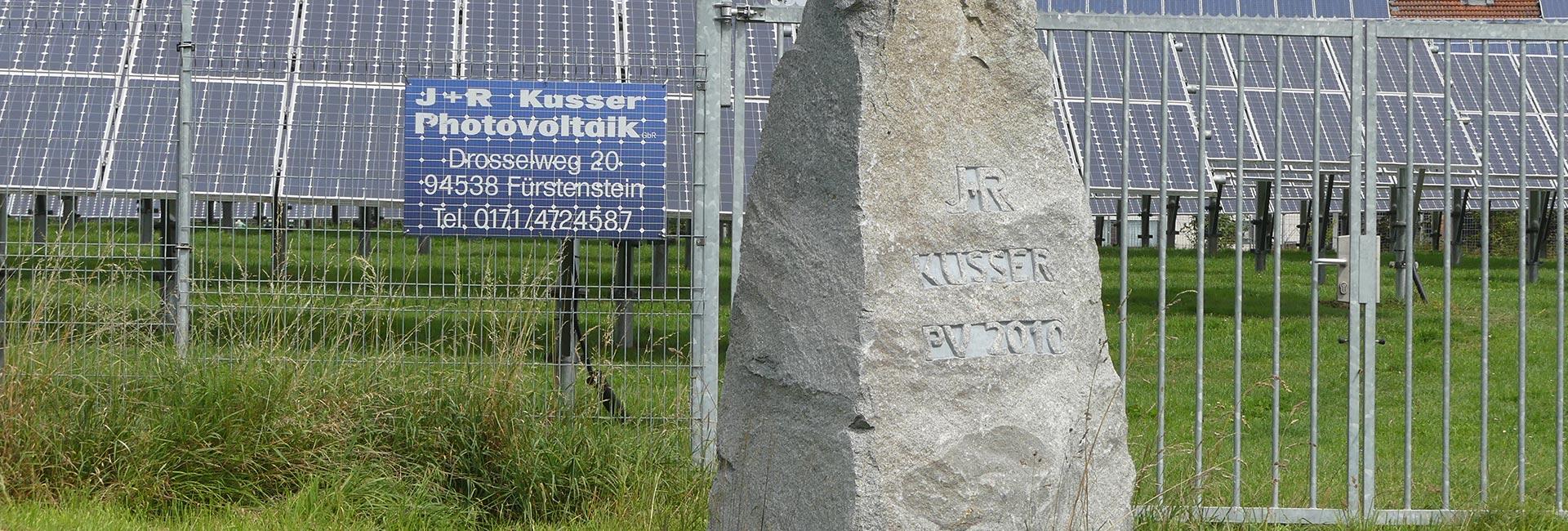 J+R Kusser Granit GmbH in Fürstenstein nahe Passau